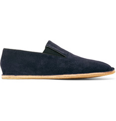 Dries Van Noten Suede Espadrilles