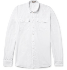Bottega Veneta Cotton-Voile Shirt