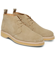 WANT LES ESSENTIELS - Edwards Suede Chukka Boots