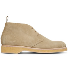 WANT LES ESSENTIELS Edwards Suede Chukka Boots