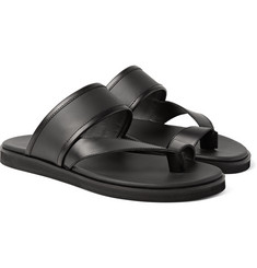 WANT LES ESSENTIELS - Mateos Leather Sandals
