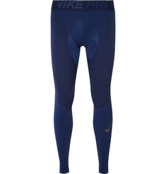 Nike Training - Hypercompression Dri-FIT Jersey and Mesh Tights