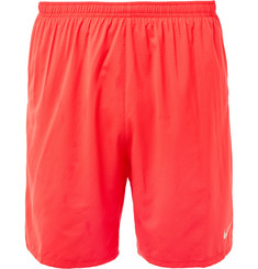 Nike Running Phenom Two-in-One Dri-FIT Mesh Shorts