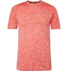 Nike Running Mélange Knitted Dri-FIT T-Shirt