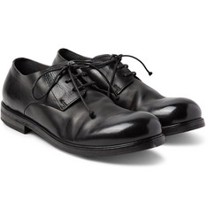 Marsell - Polished-Leather Derby Shoes