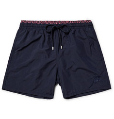 Vilebrequin Moloka Long-Length Swim Shorts