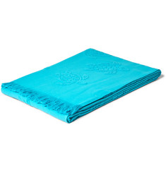Vilebrequin Turtle-Patterned Cotton Towel