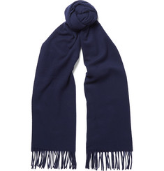 Acne Studios Canada Fringed Virgin Wool Scarf
