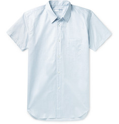 Comme des Garçons SHIRT - Slim-Fit Striped Cotton-Poplin Shirt