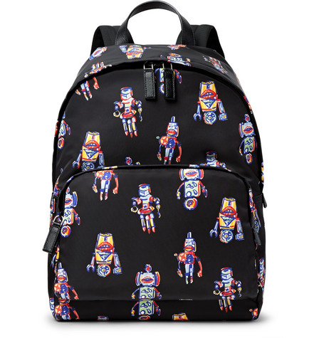 Prada Robot Backpack