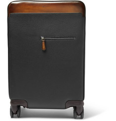 Berluti Formula 1004 Full-Grain Leather Trolley Case