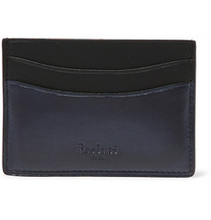 Berluti Bambou Polished-Leather Cardholder
