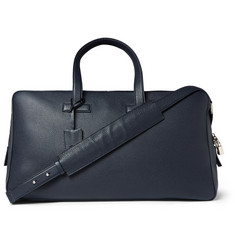 TOM FORD - Grained-Leather Holdall