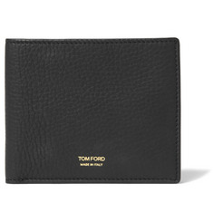 TOM FORD - Grained-Leather Billfold Wallet
