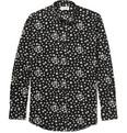 Saint Laurent - Star-Print Voile Shirt