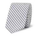 Thom Browne - 5.5cm Striped Cotton Oxford Tie