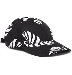Dolce & Gabbana - Banana-Leaf Print Cotton-Blend Twill Baseball Cap