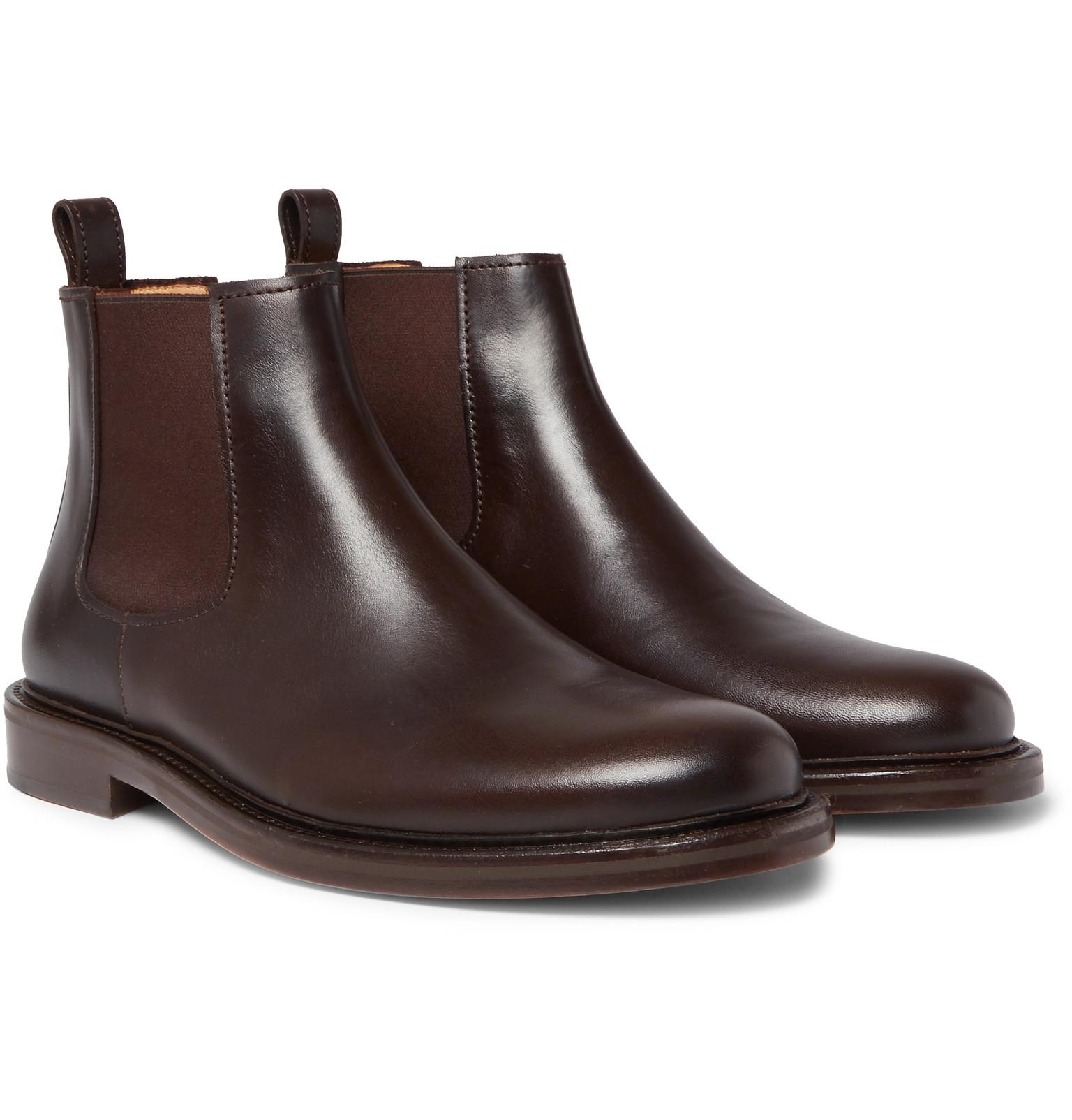Men's Designer Chelsea boots - Shop Men's Fashion Online at MR PORTER