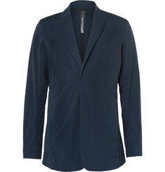 Arc'teryx Veilance Blue LT Slim-Fit Water-Resistant Stretch-Shell Blazer