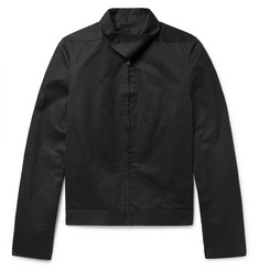 Rick Owens Cotton-Canvas Jacket
