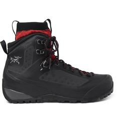 Arc'teryx Bora2 Mid GORE-TEX and Rubber Hiking Boots