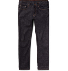Kent & Curwen Dean Slim-Fit Stretch-Denim Jeans