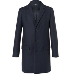 A.P.C. - Luchino Virgin Wool-Blend Coat