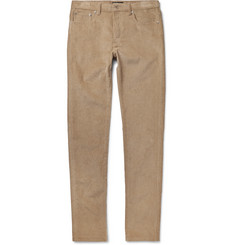A.P.C. - Petit New Standard Slim-Fit Cotton-Corduroy Trousers