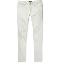 A.P.C. - Low Standard Slim-Fit Washed-Denim Jeans