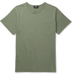 A.P.C. Cotton-Jersey T-Shirt