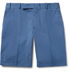 Berluti Cotton-Twill Bermuda Shorts