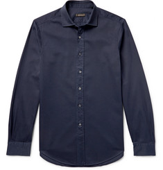 Berluti Slim-Fit Cotton-Twill Shirt