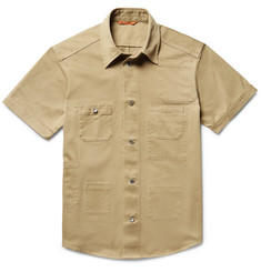Barena - Cotton-Twill Overshirt