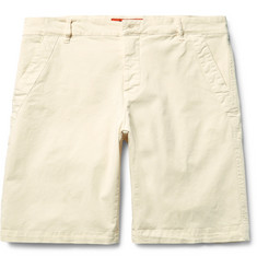 Barena Slim-Fit Stretch-Cotton Twill Chino Shorts