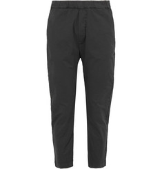 Barena Stretch-Cotton Gabardine Drawstring Trousers