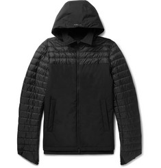 Herno Laminar Quilted GORE-TEX Windstopper Shell Hooded Jacket
