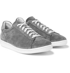 Officine Generale - Suede Sneakers