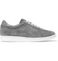 Officine Generale Suede Sneakers
