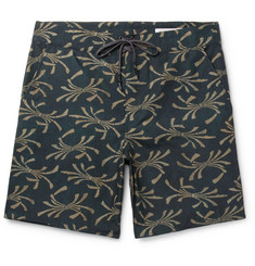 Outerknown Evolution Long-Length Printed Swim Shorts