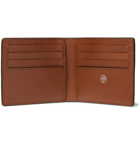 ced0b24cc1 Mulberry - Full-Grain Leather Billfold Wallet