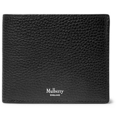 Mulberry - Full-Grain Leather Billfold Wallet