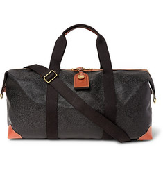 Mulberry - Medium Clipper Pebble-Grain Leather Holdall