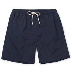 Saturdays NYC Timothy Slim-Fit Mid-Length Swim Shorts