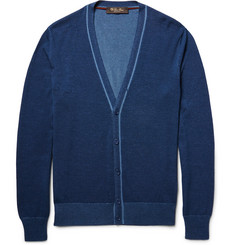 Loro Piana Cashmere and Silk-Blend Cardigan