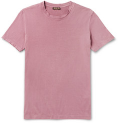 Loro Piana Washed Cotton-Jersey T-Shirt