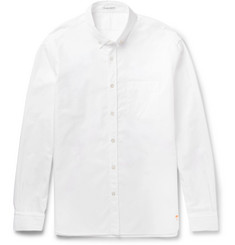 Tomas Maier Slim-Fit Button-Down Collar Cotton Oxford Shirt