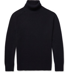 Tomas Maier - Slim-Fit Cashmere Rollneck Sweater