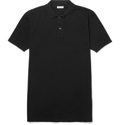 Tomas Maier - Slim-Fit Cotton-Piqué Polo Shirt