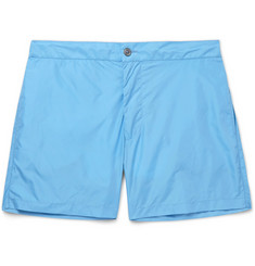 Officine Generale Roman Slim-Fit Mid-Length Swim Shorts