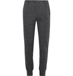 Wooyoungmi Slim-Fit Tapered Jersey Trousers